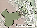 Fresno County - Located in Central California